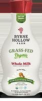 BHF grass fed whole small - Grass-Fed Organic Milk