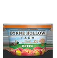 BHF greek yoghurt small 0005 peach - Greek Yoghurt