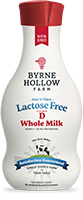 BHF lactose free whole small - Lactose Free Milk