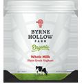 BHF organic greek small - Organic Greek Yoghurt